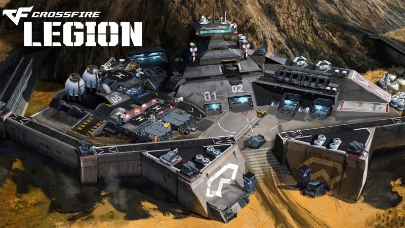 Crossfire: Legion