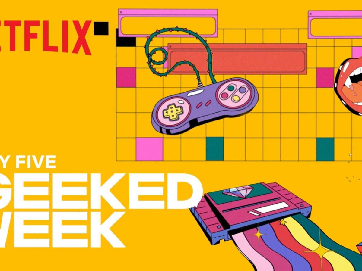 Netflix Geeked Week Day 5