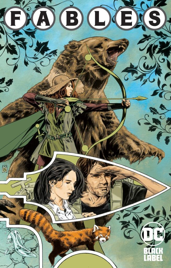 Fables: The Black Forest