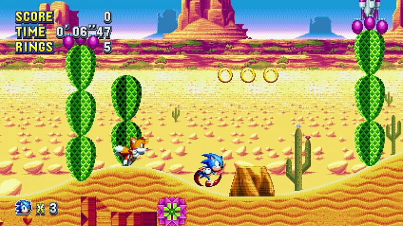 Playstation Now Sonic