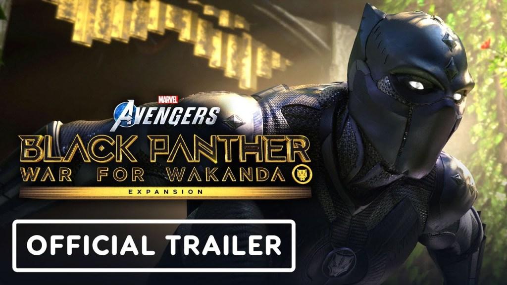 Black Panther War For Wakanda