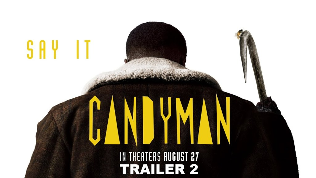 Candyman reboot Jordan Peele
