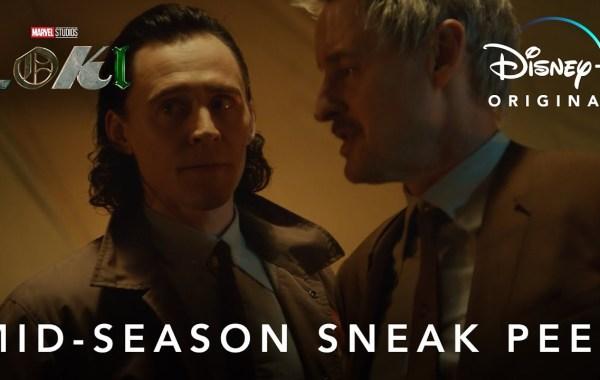 Mid-Season Trailer for Marvel's LOKI