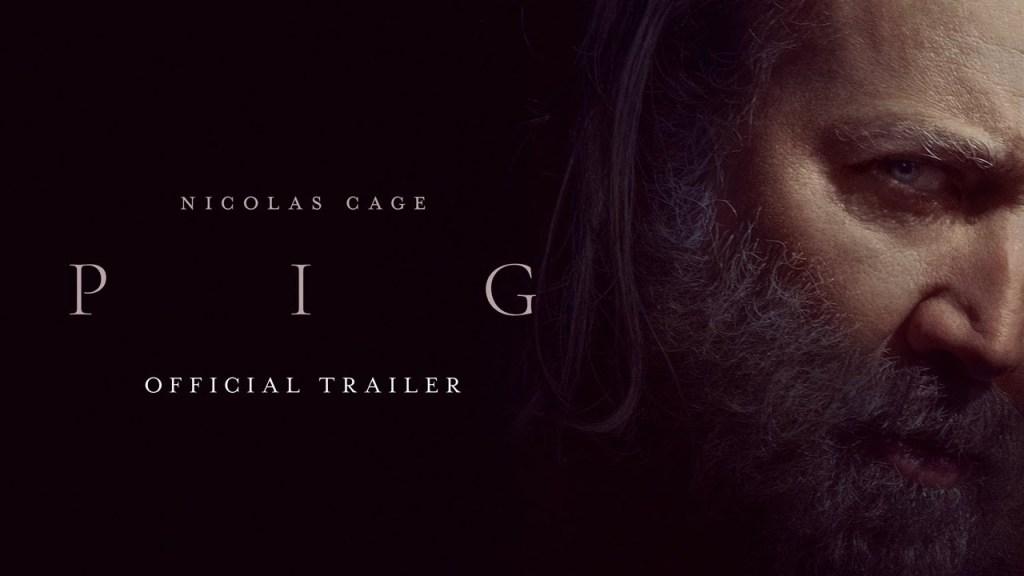 Pig official trailer