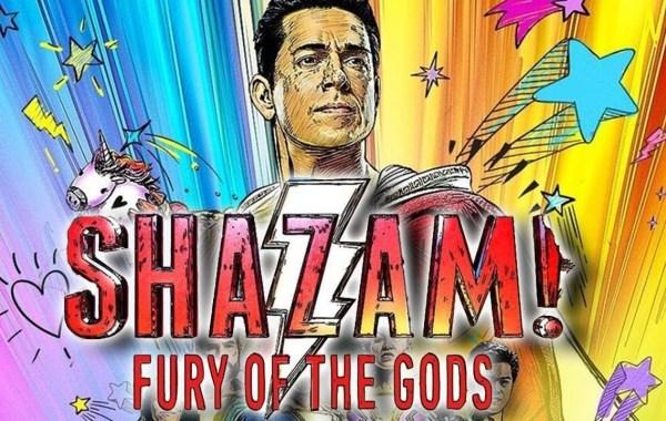 Helen Mirren Shazam! Fury of the Gods