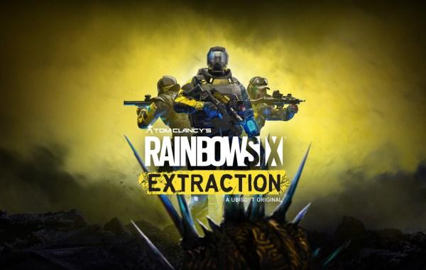 Rainbow Six Extraction gameplay