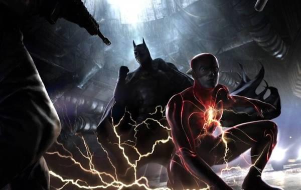 Michael Keaton The Flash