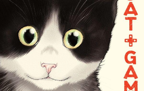 Cat + Gamer