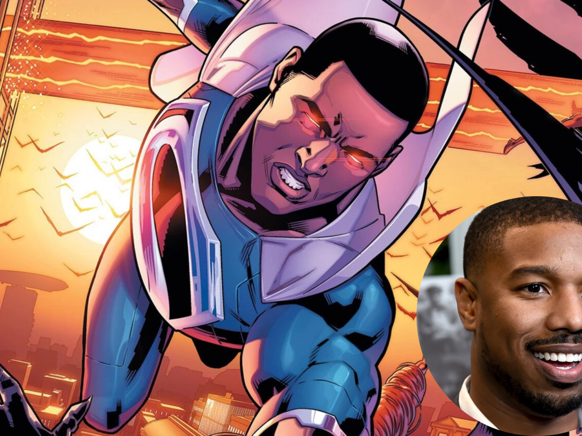Michael B. Jordan is Developing His Own Separate SUPERMAN Project For HBO Max