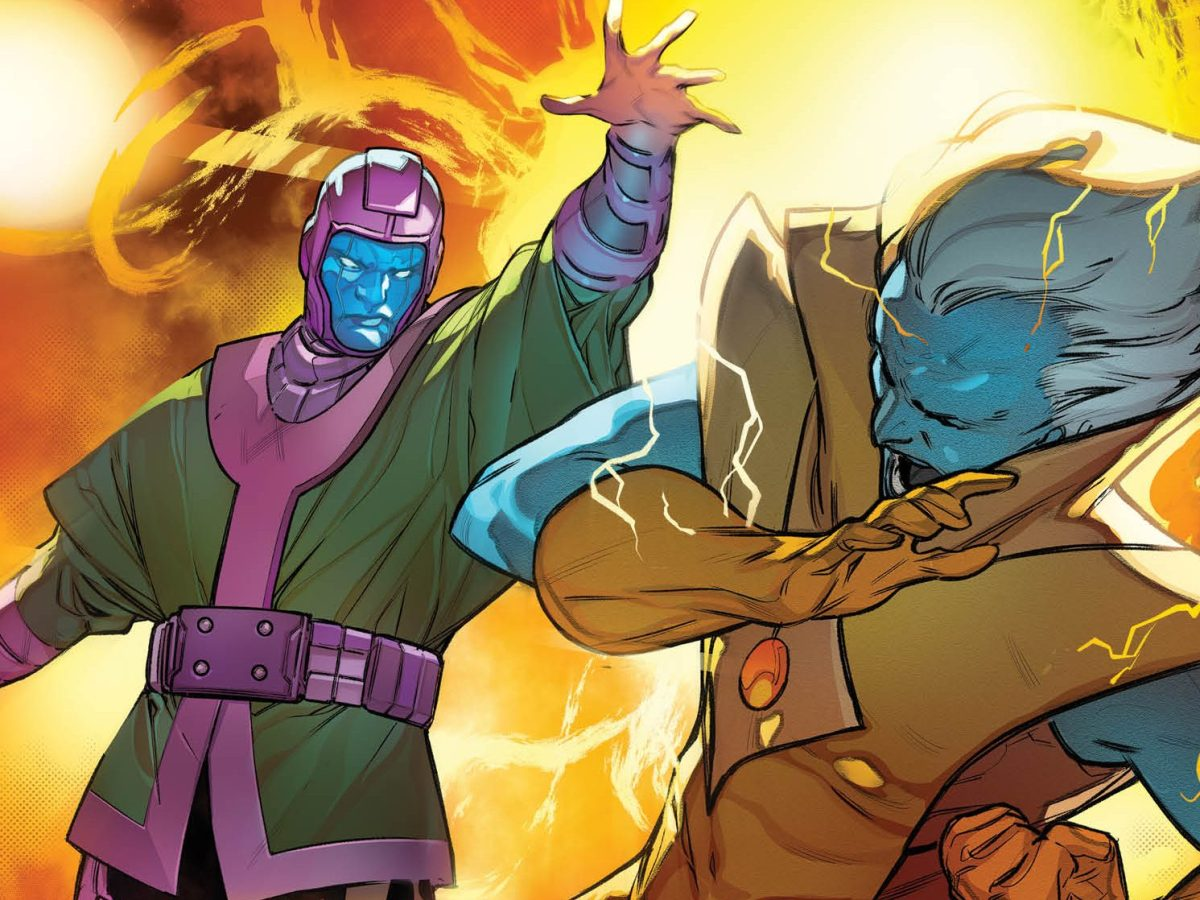 kang the conqueror #1 covers