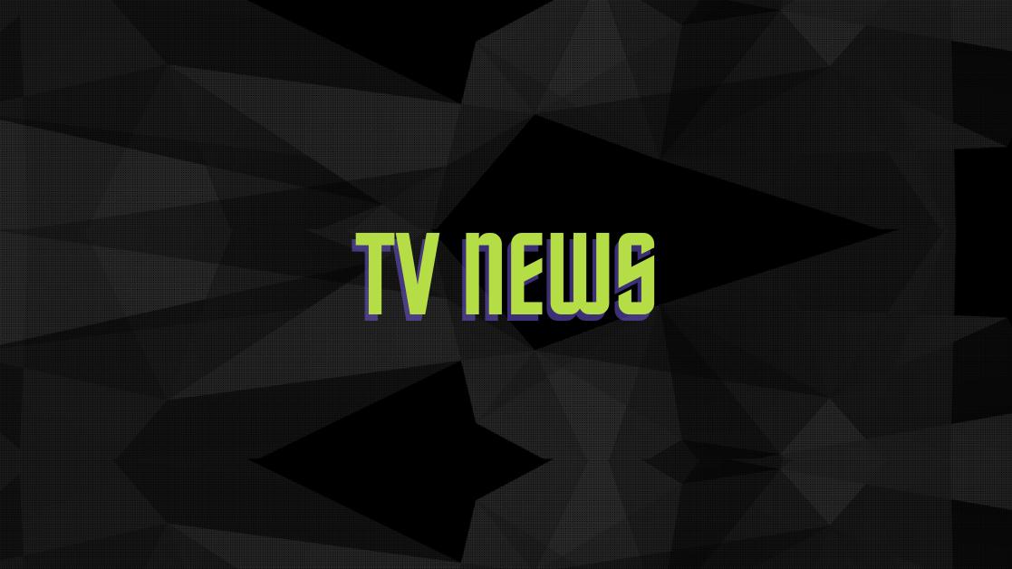 tv series news