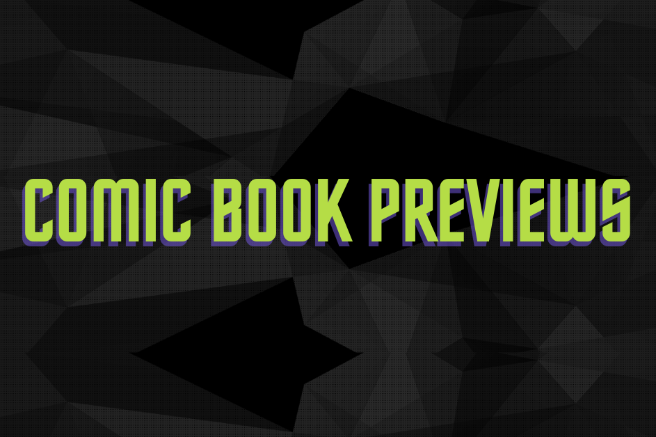 comic  book previews
