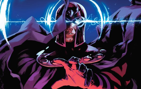TRIAL OF MAGNETO #1