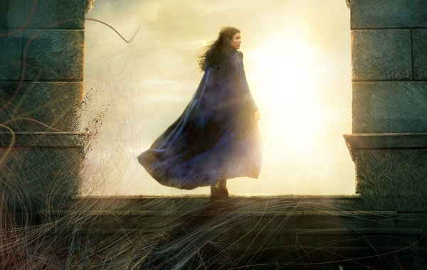Amazon's THE WHEEL OF TIME Series Gets a Poster and a Premiere Date