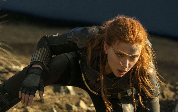Scarlett Johansson Sues Disney Over BLACK WIDOW
