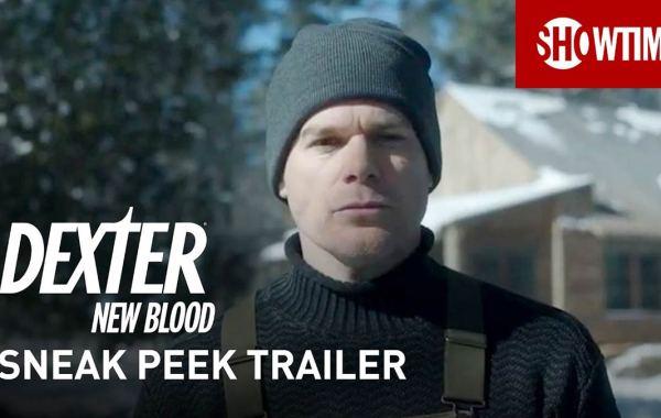 DEXTER NEW BLOOD Trailer DEXTER NEW BLOOD premiere