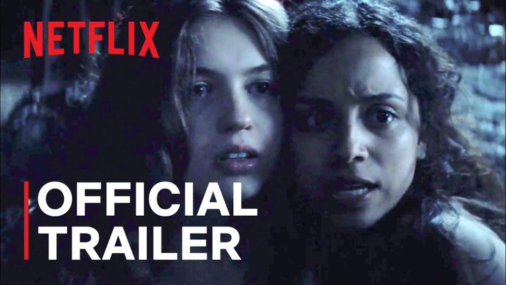 FEAR STREET PART THREE 1666 Trailer