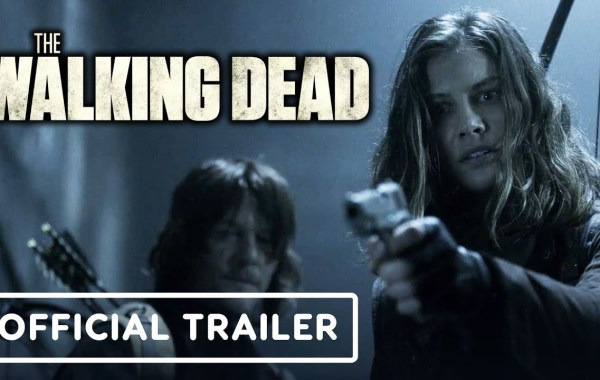 THE WALKING DEAD Season 11 Trailer