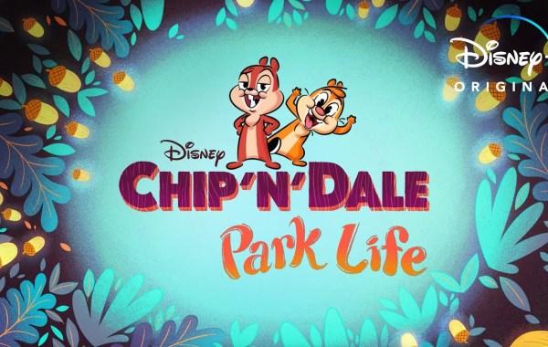 Trailer for CHIP N DALE PARK LIFE