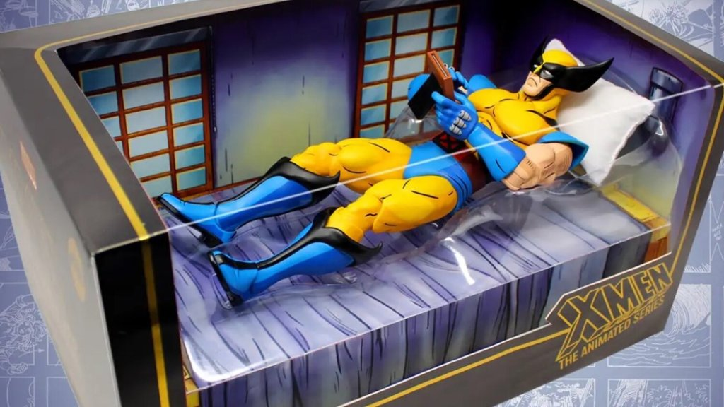 Mondo Reveals a Sad Wolverine Action Figure From X-MEN: THE ANIMATED SERIES    Geek Network   #1 Geek entertainment news
