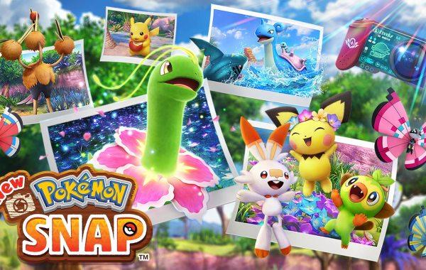 Free New Pokémon Snap Update