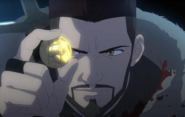 New The Witcher Anime Trailer