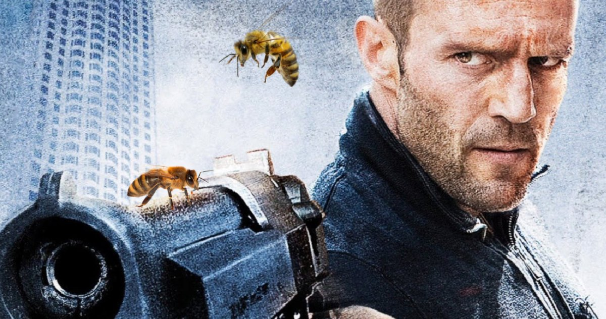 Jason Statham Is Set to Star in a Thriller About Bees Titled THE BEE KEEPER    Geek Network #1 Geek Entertainment News