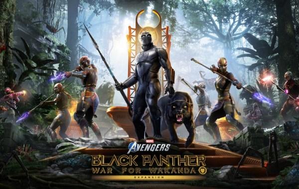 War For Wakanda release date announced